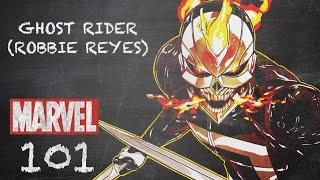 The Spirit of Vengeance - Robbie Reyes