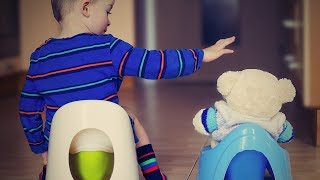 Successfully potty training your child