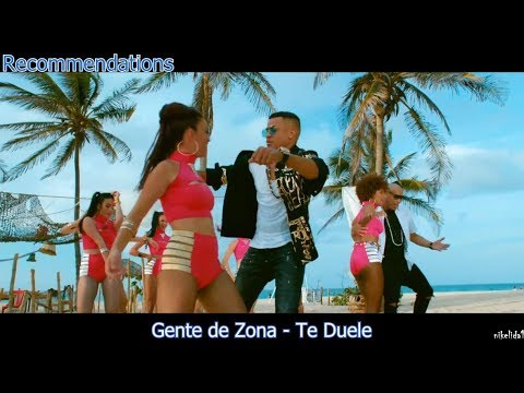 TOP 10 LATIN SONGS  (JUNE 16, 2018)