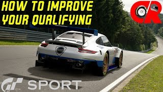 Gran Turismo Sport - How to improve your Qualifying