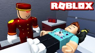 HOTEL ESCAPE OBBY!! | Roblox Adventures