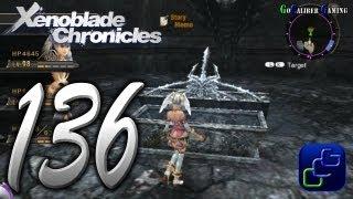 Xenoblade Chronicles Walkthrough - Part 136 - The Final Giants' Ruins, Replica Monado 2, 3, 5