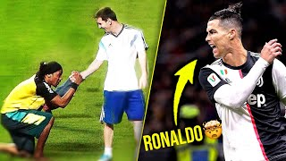 Lionel Messi Moments If Were Not Filmed, No One Would Believe It