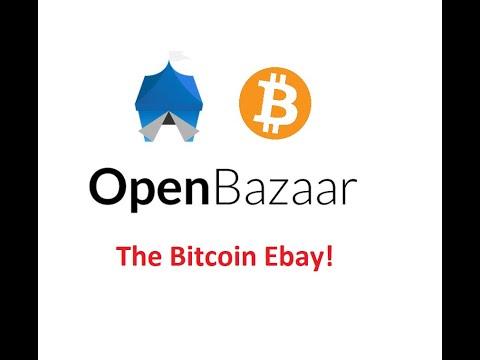 Bitcoin kainos monetų rinka