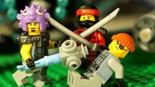 LEGO Ninjago Movie 2017 Мультики Обзор Лего Ниндзяго Мультфильмы Видео для Детей Смотреть