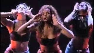 Janet Jackson- That's The Way Love Goes / If (Live MTV Music Awards 1993)