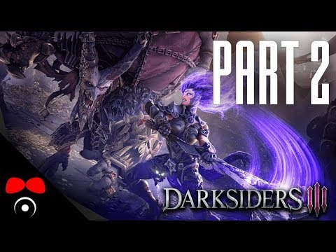 HNĚV BOSSFIGHT! | Darksiders 3 #2