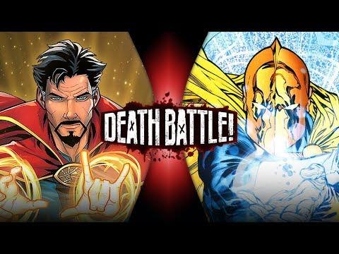 Doctor Strange VS Doctor Fate (Marvel VS DC) | DEATH BATTLE!
