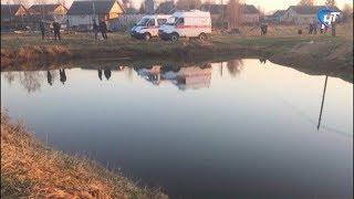 За последнюю неделю на водоемах области погибли двое детей