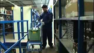 Logistické centrum Inter Cars v Kajetanech