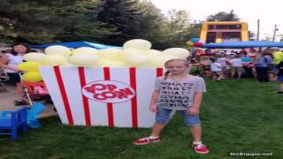 Diy Carnival Themed Birthday Party Gif Maker - DaddyGif.com (see Description)