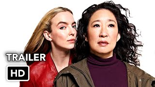 Killing Eve | Season 3 - Trailer #1 [VO]