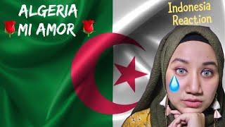 L'algerino   ALGERIE Mi Amor | INDONESIA REACTION