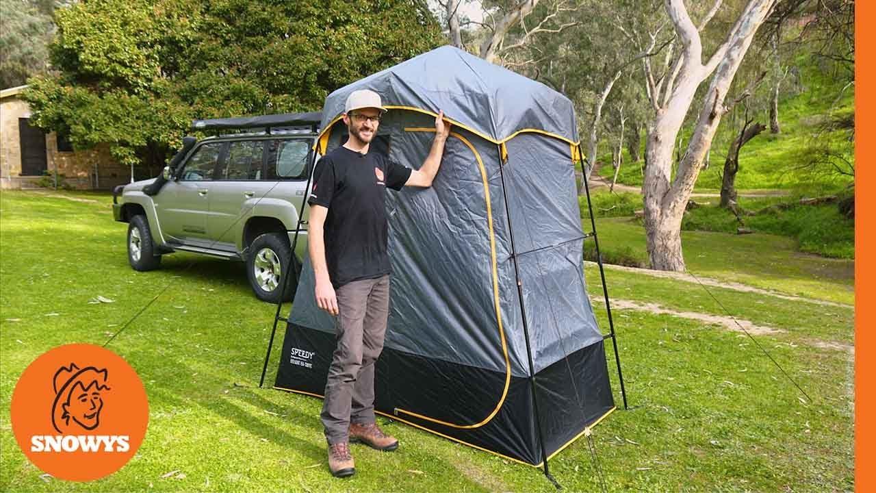 Speedy Deluxe En-Suite Tent
