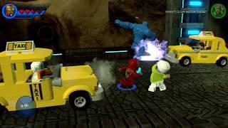 LEGO MARVEL Super Heroes 2 - Unlock A-Bomb (Rick Jones) + Free Roam