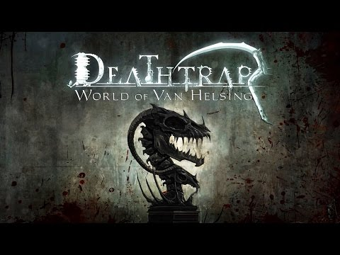 World of Van Helsing: Deathtrap - Xbox One Release Trailer thumbnail