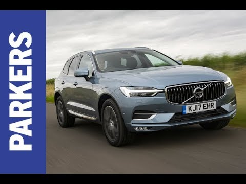 Volvo XC60 SUV Review Video