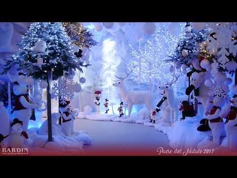 Addobbi e decorazioni natalizie - Natale 2017 di Bardin Garden Store