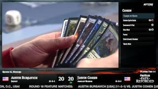 Pro Tour Fate Reforged Round 16 (Modern): Austin Bursavich vs. Justin Cohen