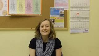 """Лора Брукс-волонтер из Великобритании о смене """"Lookbook"""" июнь 2016"""