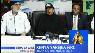 Baada ya miaka kumi na nane Kenya imerejea kwenye mchezo wa WRC Safari Rally