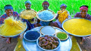 PAYASAM | South Indian Traditional Kheer Recipe | Javvarisi Semiya Paal Payasam | Moong Dal Payasam