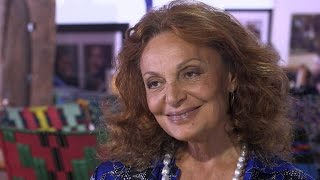 Diane Von Furstenberg Talks Love, Career And Family