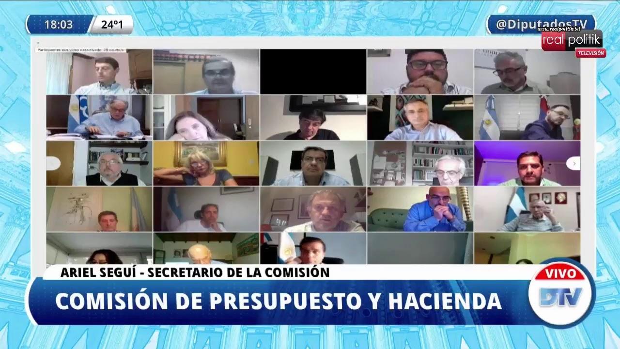 Diputados continúa debatiendo los proyectos de Ganancias de empresas y Consenso Fiscal