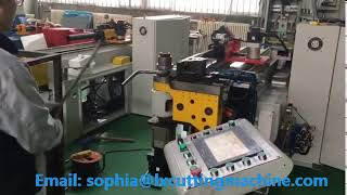 CNC Automatic Bending Machine is used in the shipbuilding industry,transport vehicles…