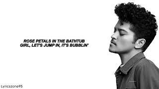 Leave the Door Open - Bruno Mars, Anderson .Paak, Silk Sonic (Lyrics)
