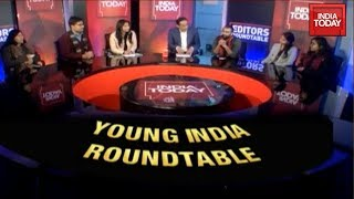 Left Vs Right Debate: Why Is The Youth Angry? | Young India Roundtable