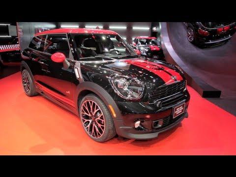 2013 MINI Paceman JCW  - 2013 Detroit Auto Show