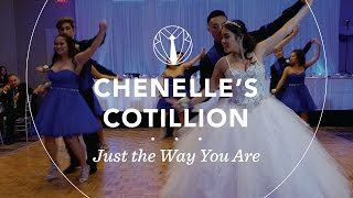 Chenelle's Cotillion | Just the Way You Are by Bruno Mars