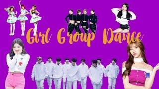 Stray Kids Girl Group Dance Compilation