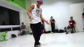 Jhayz Polintan Choreography - Gotta be ur man by Chris brown