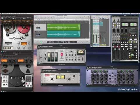 Mic Preamp Shoot-Out!!! Universal Audio 710 vs Focusrite ISA
