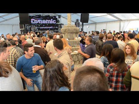 Atajate multiplica por diez su población durante la Fiesta del Mosto (2018)