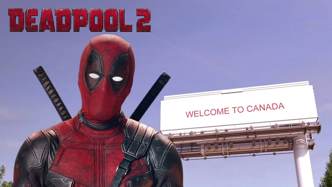 Deadpool 2 - Eur Missing a Country