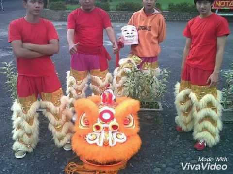 Memories In Unity Lion Dance Avalokitesvara Siantar