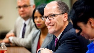 New DNC Chair Tom Perez Makes EVERYONE Resign
