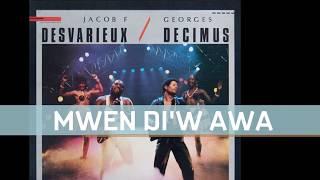 Kassav   Mwen Di'w Awa Lyrics Paroles