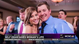 Breast Cancer Awareness Month - Kristin's Story
