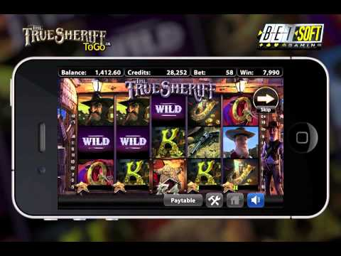 The True Sheriff från Betsoft Gaming