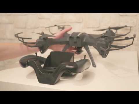 [Unboxing/Review/Test] Tercel Drohne/Quadcopter by.Amewi [GermanFULLHD]