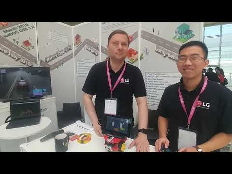 Beanbird Bot at iROS 2018