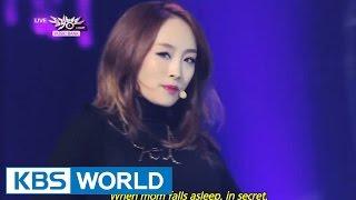 NICOLE (니콜) - MAMA [Music Bank HOT Stage / 2014.11.28]