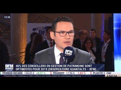14122018 'La France a tout pour réussir' au Sommet BFM Patrimoine