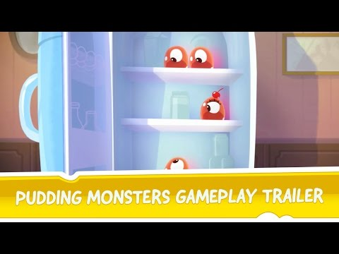 First Gameplay From Cut The Rope Creator's Pudding Monsters