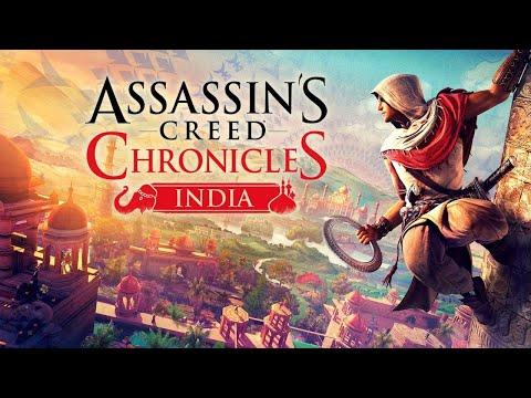 Assassin's Creed Chronicles: India: Прохождение с комментариями на русском (Стрим) Часть 4