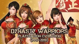 Dynasty Warriors Evolution (1997-2018)   Kholo.pk